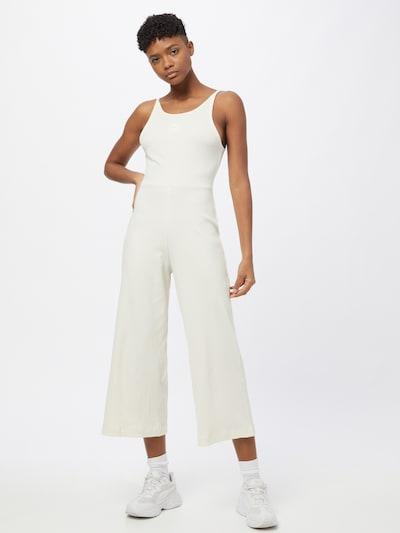 PUMA Jumpsuit in de kleur Crème, Modelweergave