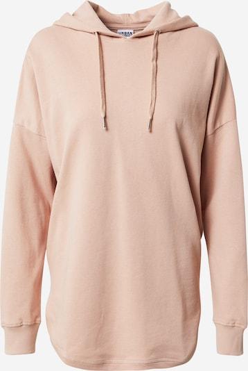 Urban Classics Sweatshirt in rosa, Produktansicht