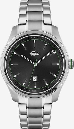 LACOSTE Uhr in grau / grün / schwarz / silber / weiß, Produktansicht