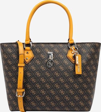 GUESS Nákupní taška 'Jensen Society Tote' - hnědá, Produkt