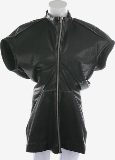 Rick Owens Kalbslederweste in M in schwarz, Produktansicht