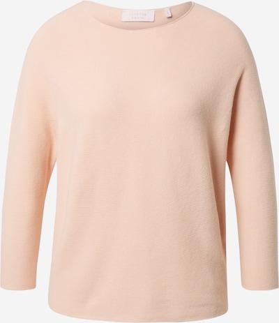 Rich & Royal Pullover in hellorange, Produktansicht