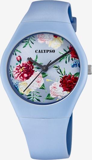 CALYPSO WATCHES Uhr in hellblau / mischfarben, Produktansicht