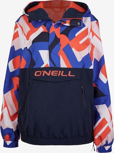 Sportinė striukė 'Athleisure' iš O'NEILL , spalva - tamsiai mėlyna / mišrios spalvos, Prekių apžvalga