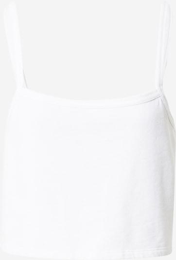 AMERICAN VINTAGE Top 'Ekowood' in White, Item view