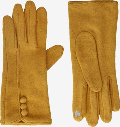 Six Handschuhe in senf, Produktansicht