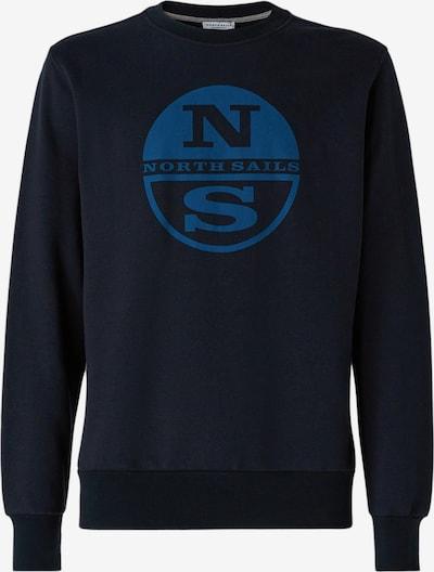 North Sails Sweatshirt in de kleur Navy, Productweergave