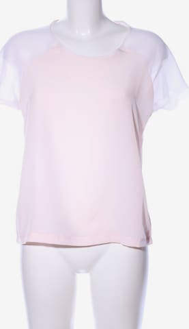 ADIDAS NEO Transparenz-Bluse in S in Pink