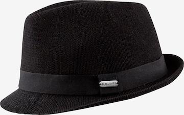 chillouts Hatt 'Bardolino' i svart
