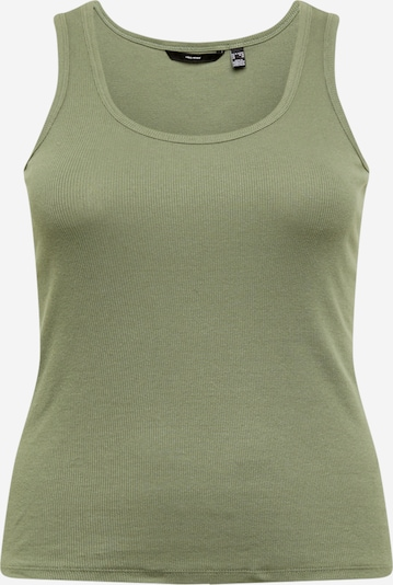 Vero Moda Curve Top 'Jessica' in Khaki, Item view