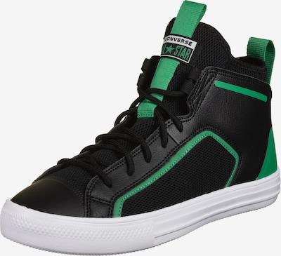 Sneaker înalt 'Chuck Tailor All Star' CONVERSE pe verde / negru, Vizualizare produs