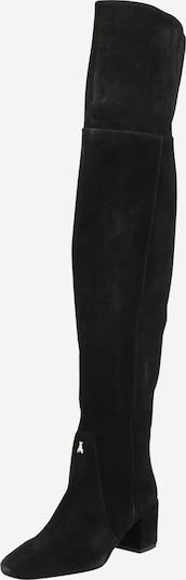 Cizme peste genunchi 'Stivali' PATRIZIA PEPE pe negru, Vizualizare produs