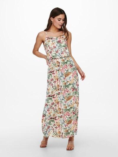 ONLY Kleid  'WINNER' in mischfarben / offwhite, Modelansicht