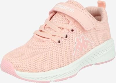 KAPPA Sneaker 'BUNBURY' in rosé / weiß, Produktansicht