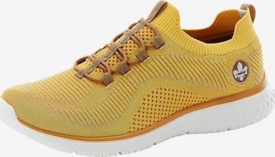 RIEKER Sneaker in gelb, Produktansicht