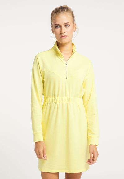 usha BLUE LABEL Kleid in gelb, Modelansicht