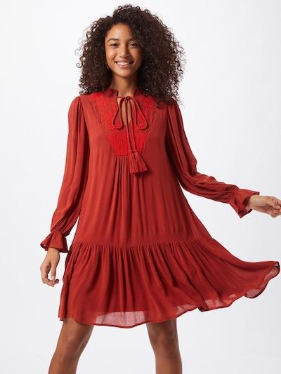 Y.A.S Kleid in rot, Modelansicht