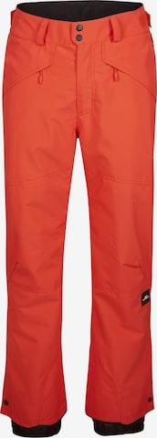 O'NEILL Outdoor панталон в червено