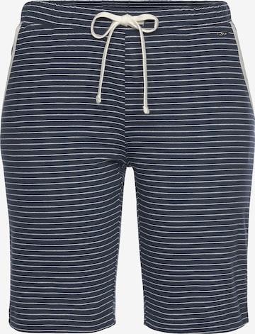 s.Oliver Pidžaamapüksid, värv sinine