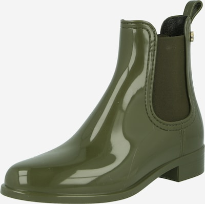 LEMON JELLY Rubber boot 'Comfy' in Dark green, Item view