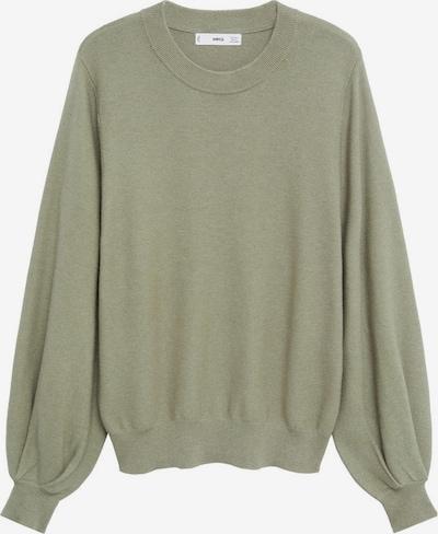 MANGO Pullover in khaki, Produktansicht