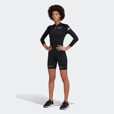 ADIDAS PERFORMANCE Sportpak in de kleur Zwart: Vooraanzicht