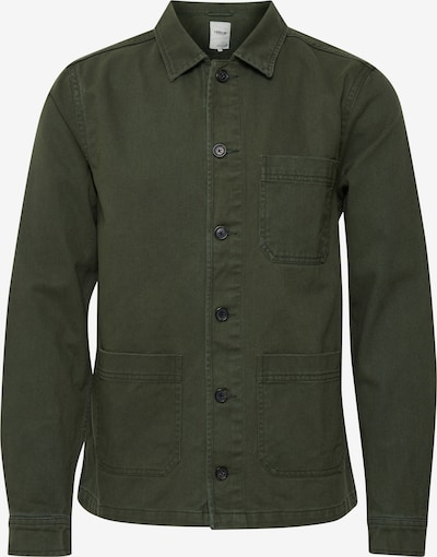 !Solid Between-Season Jacket 'SDVand' in Dark green, Item view