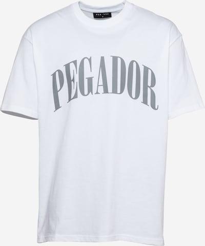 Pegador Тениска 'Cali' в сиво / мръсно бяло, Преглед на продукта