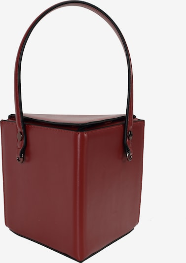 Ekonika Handtasche in dunkelrot, Produktansicht