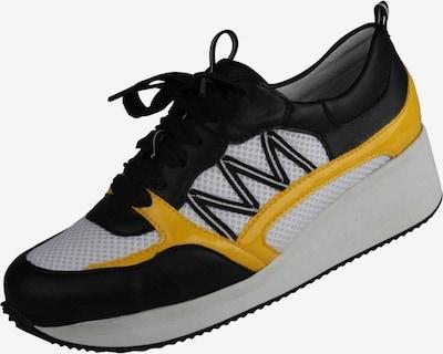 Lei by tessamino Sneaker 'Nele' in gelb, Produktansicht