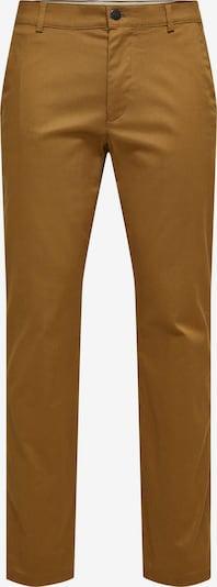 Pantaloni eleganți 'Buckley' SELECTED HOMME pe maro, Vizualizare produs