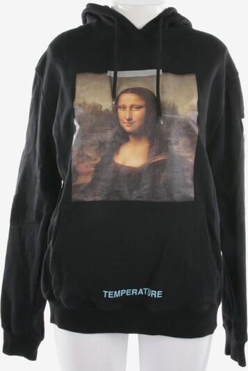 Off-White Sweatshirt in L in schwarz, Produktansicht