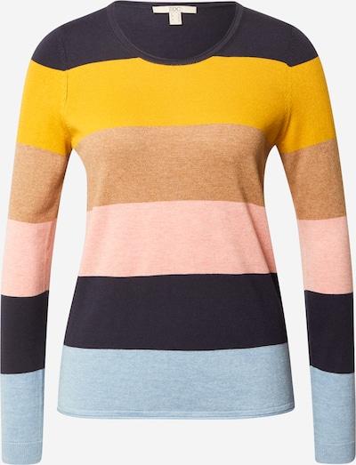 EDC BY ESPRIT Tričko - námořnická modř / žlutá / růžová, Produkt