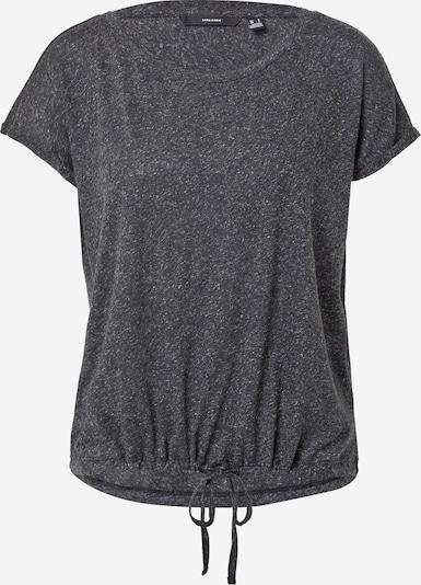 VERO MODA T-Shirt 'LUA' in de kleur Zwart gemêleerd, Productweergave