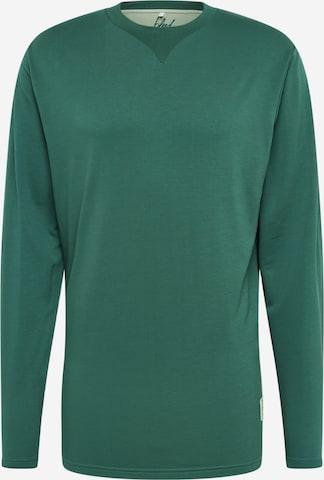 bleed clothing Sweatshirt in Grün