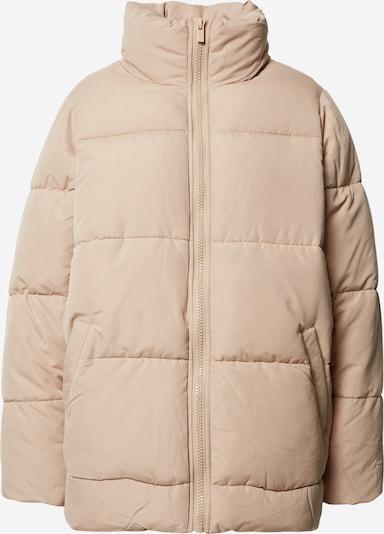 VILA Zimska jakna   bež barva, Prikaz izdelka