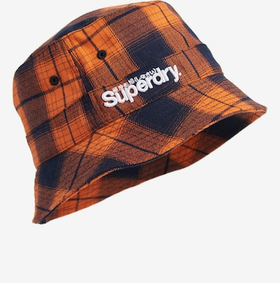 Superdry Fischerhut in orange, Produktansicht
