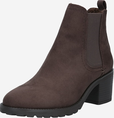 Dorothy Perkins Chelsea-bootsi 'AMI' värissä taupe, Tuotenäkymä
