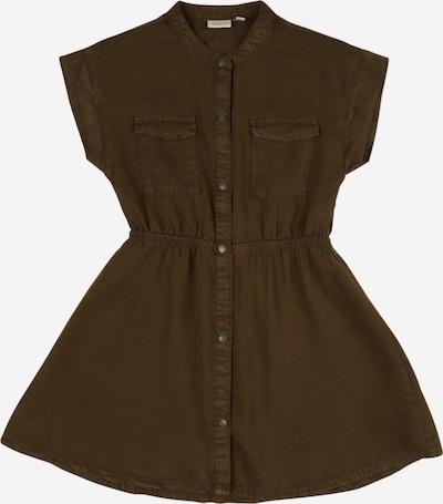NAME IT Kleid 'HULDA' in khaki, Produktansicht
