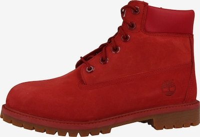 TIMBERLAND Boots '6 Inch' in rot, Produktansicht