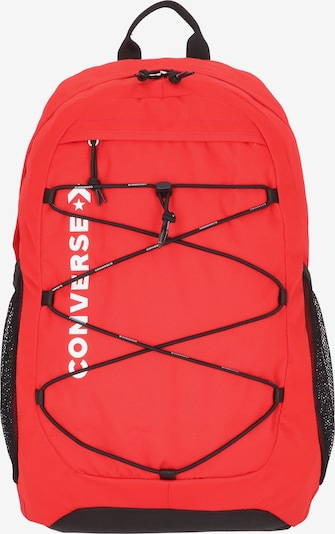 CONVERSE Rucksack in rot / schwarz, Produktansicht