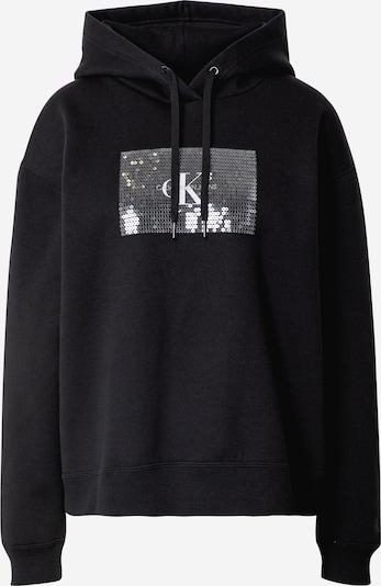 Calvin Klein Jeans Mikina 'SEQUIN' - čierna, Produkt