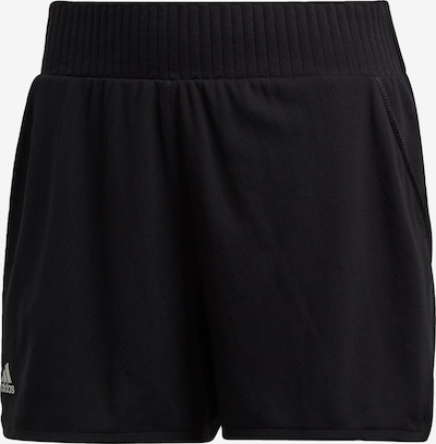 ADIDAS PERFORMANCE Sportbroek 'Club Hi-Rise' in de kleur Zwart / Wit, Productweergave