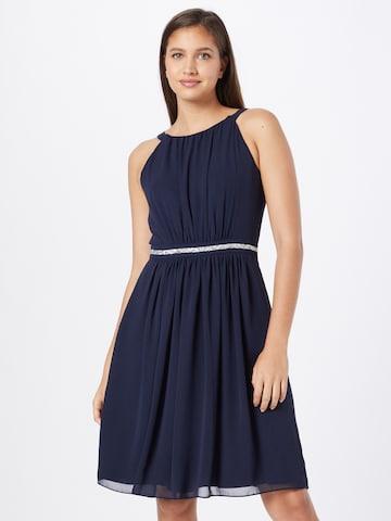 SWING Kleid in Blau