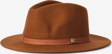 Pălărie de la Brixton pe maro