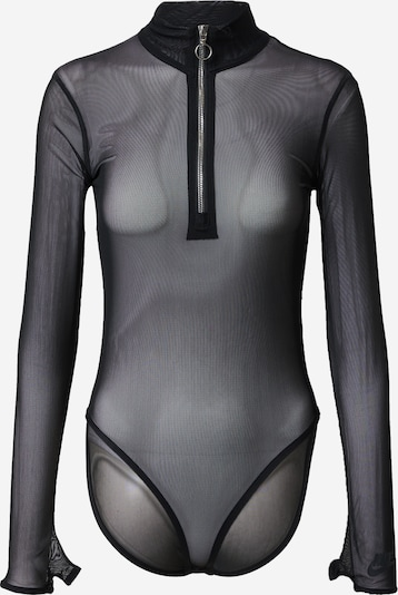 Nike Sportswear Shirtbody i sort, Produktvisning