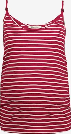 Ulla Popken Top in de kleur Rood / Wit, Productweergave