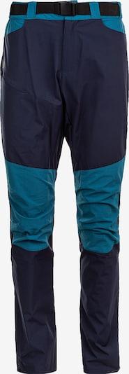 Whistler Outdoorhose 'VILLY M Stretch' in blau, Produktansicht