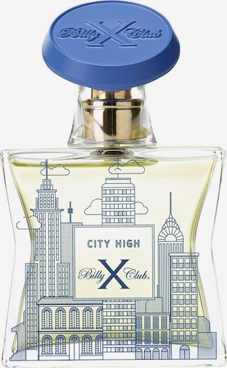 Billy X Club Eau de Parfum 'City High' in transparent, Produktansicht