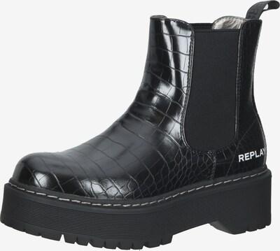 REPLAY Chelsea Boots in schwarz, Produktansicht